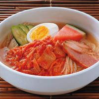冷麺調理例