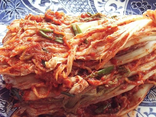 DM白菜キムチ①